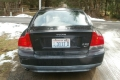 #17-001 BLACK ON BLACK 2002 S60 TURBO FOR SALE AT RAINBOW AUTO