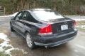 #17-001 BLACK ON BLACK 2002 S60 TURBO FOR SALE AT RAINBOW AUTO