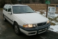 #17-005 TAN ON WHITE 2000 V70-XC AUTOMATIC FOR SALE AT RAINBOW AUTO