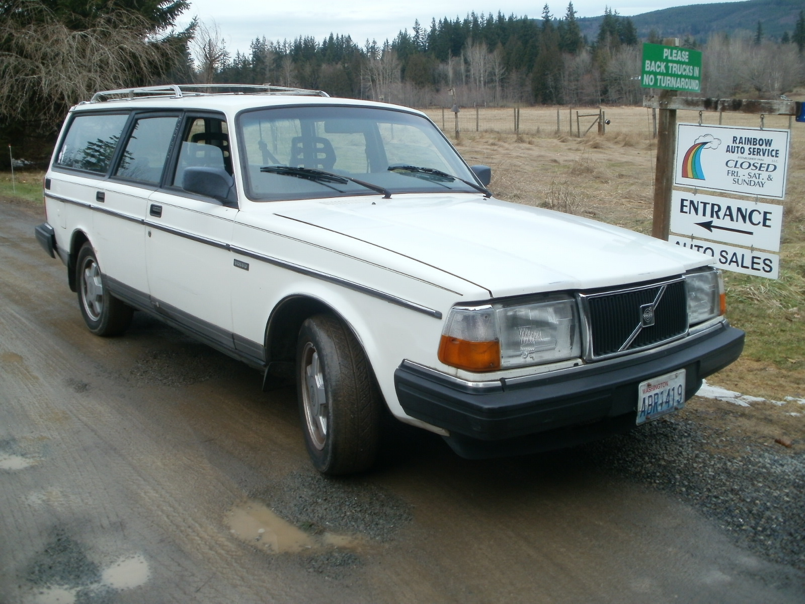 Used Volvos Are My Specialty – Rainbow Auto Service and Sales